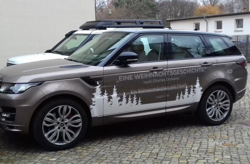 Die Ladystrings: Mit dem Jaguar auf Tour durch Deutschland